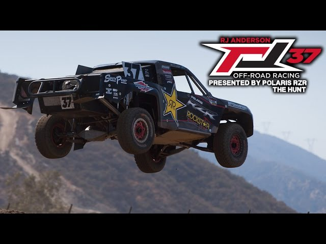RJ37 Presented by Polaris RZR EP4 - The Hunt