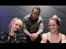 BTS of Diamonds recording session with Gawvi ft Jannine Weigel