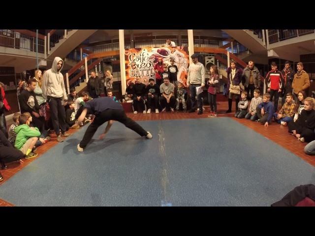 CBB vol.4 (Breaking pro) Vasky vs Tako   2 round