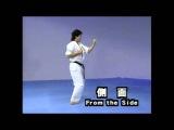 Каратэ Киокушинкай Ката - Гекисай Дай Kyokushin Karate Kata - Gekisai Dai