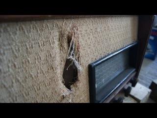 how to restore radio.как отреставрировать радио.