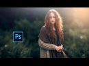 Photoshop cc Tutorial : Outdoor Portrait Edit (Girl-3) ❤