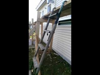 Монтаж сайдинга на деревянную обрешётку