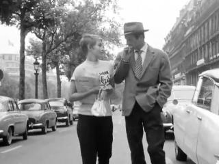 На последнем дыхании / À bout de souffle (1960)