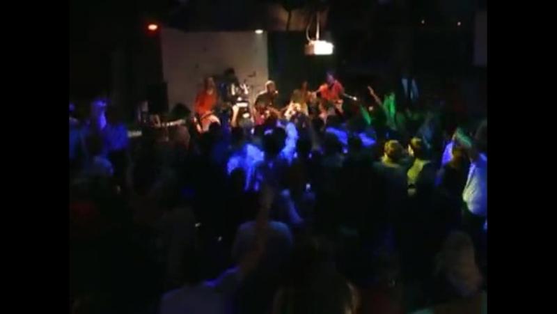 КлондайК на Рок-фестивале в KDD (2006)