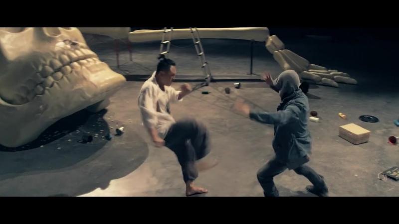 Клип по фантастическому фильму - Кунг-фу джунгли