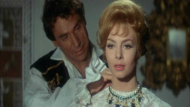 Анжелика, маркиза ангелов / Angélique, marquise des anges (1964) (мелодрама, приключения, история)