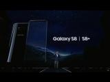Вся презентация Samsung Galaxy S8 за 6 минут