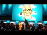 Дзё Хисаиси, Хаяо Миядзаки концерт по мультфильмам в Омске