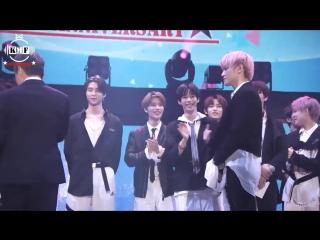 170924 NCT - Best Rookies Award @ 10th KMF 2017