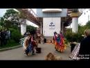 Выступление Перуанских индейцев в Москве
