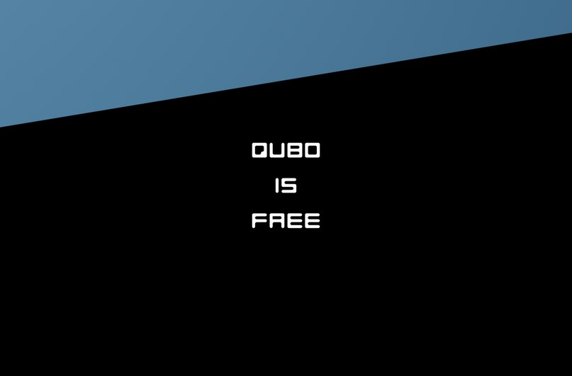 Download QUBO font (typeface)