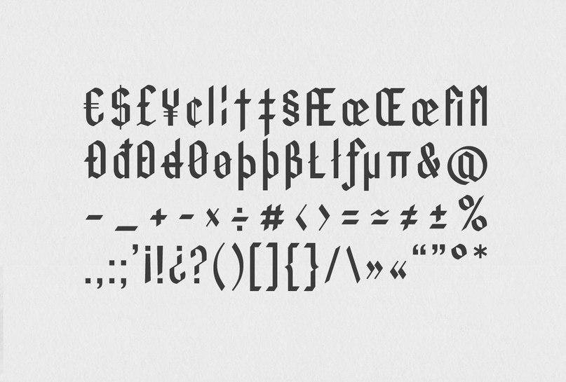 Download Kodex font (typeface)