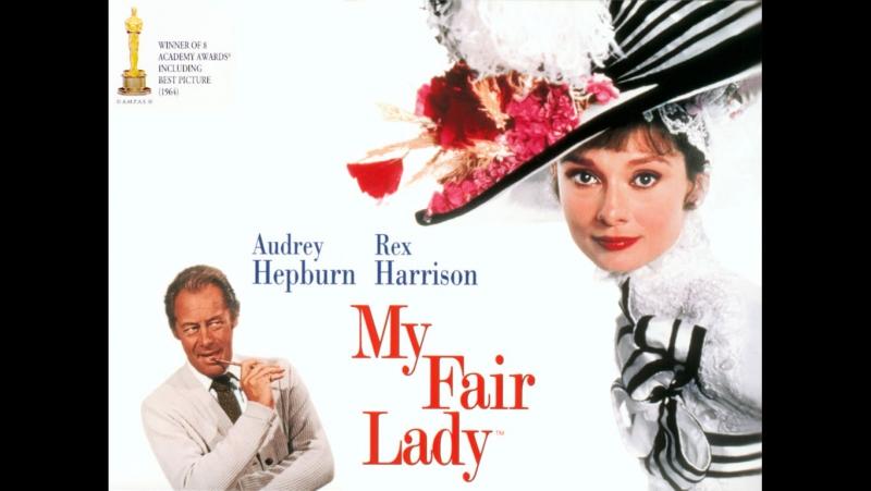 My Fair Lady 1964 (George Cukor) Audrey Hepburn-Rex Harrison