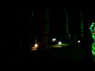 Ночное Малибу в лунном свете... :)