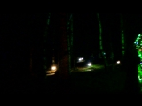 Ночное Малибу в лунном свете...
