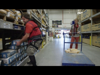 Lowe's Innovation Labs and Virginia Tech: Exosuits