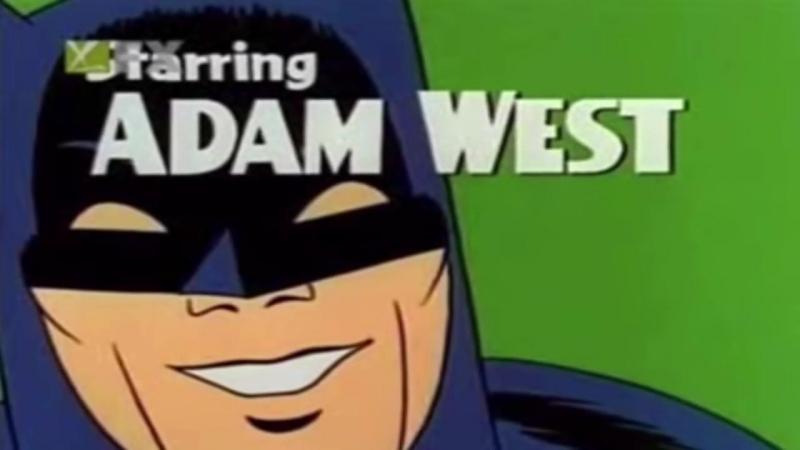 Бэтмен Batman 1960 1966 Заставка Заставки Intro Intros Opening Openings