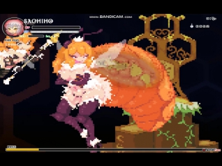 Echidna Wars DX - Boss 2 Vore (More Vore Animations)