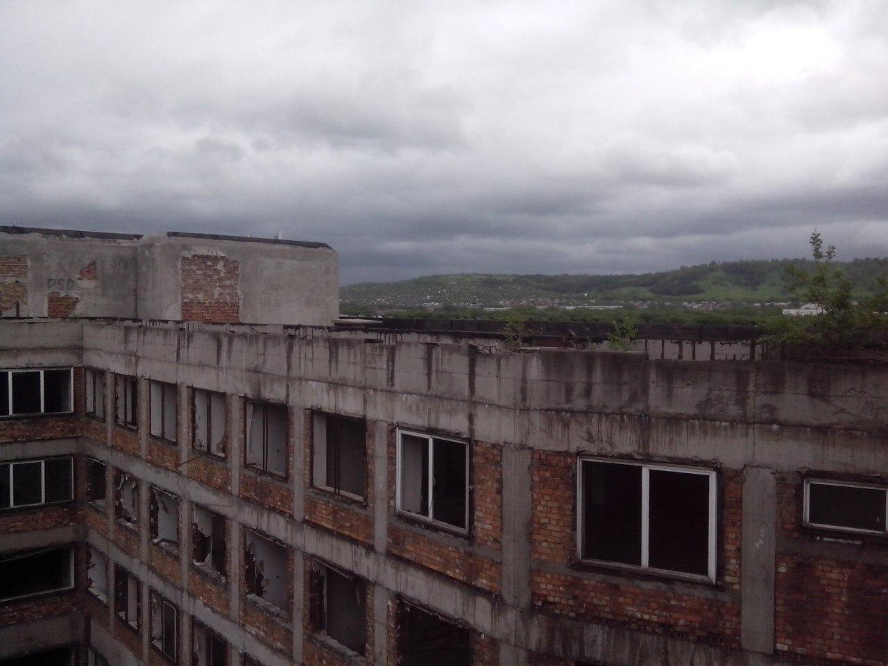 Больница тринадцатого микрорайона