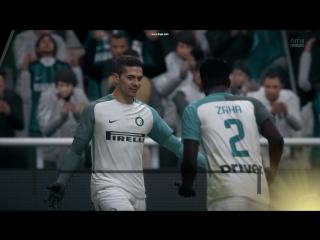FIFA18. Squad Battle. Гол Ланцини.
