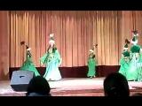 Хореографический ансамбль Грация-Казахский танец