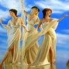Вечеринка Греческих богов!