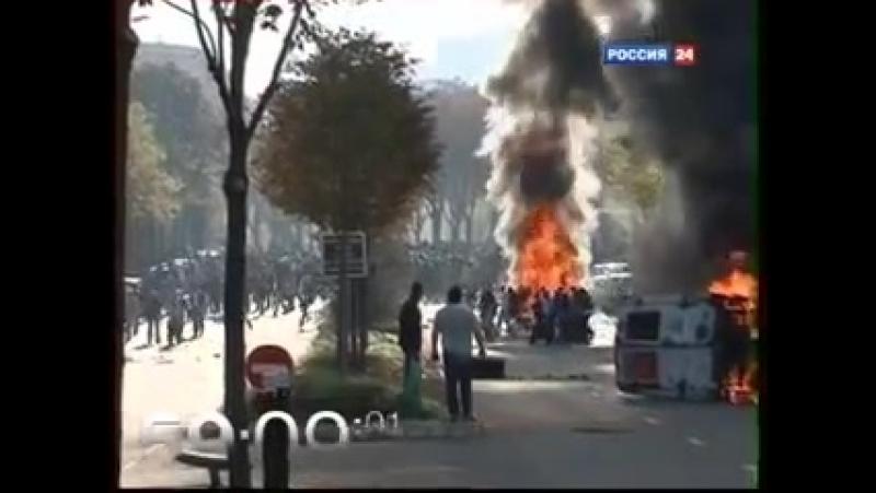 Начало эфира (Россия-24, 20.10.2010)
