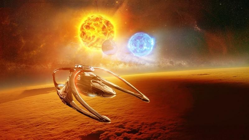 Андромеда Andromeda, сезон 5 серия 17 Космическая боевая фантастика