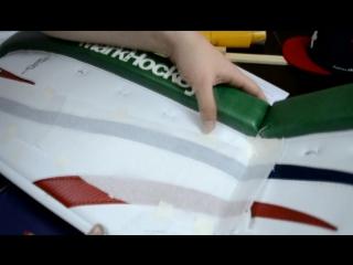 Видеоинструкция нанесения MarkPro Wrap