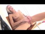 Gina Gerson Hot Solo Masturbation 720p. Любительское порно. Мастурбация. Маленькие сиськи. HD.