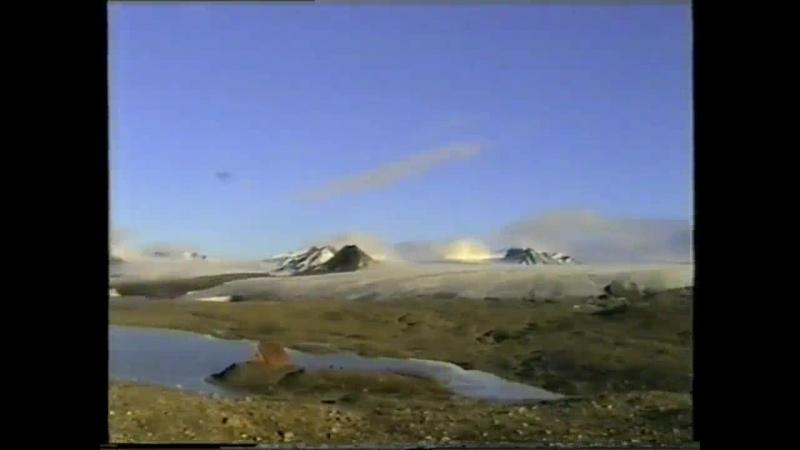 поход на оз. Ледовое и ледник Фритьоф