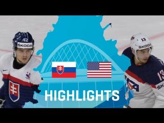 Словакия - США - 1:6