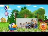 Бесплатный детский проект для ProShow Producer . Смешарики