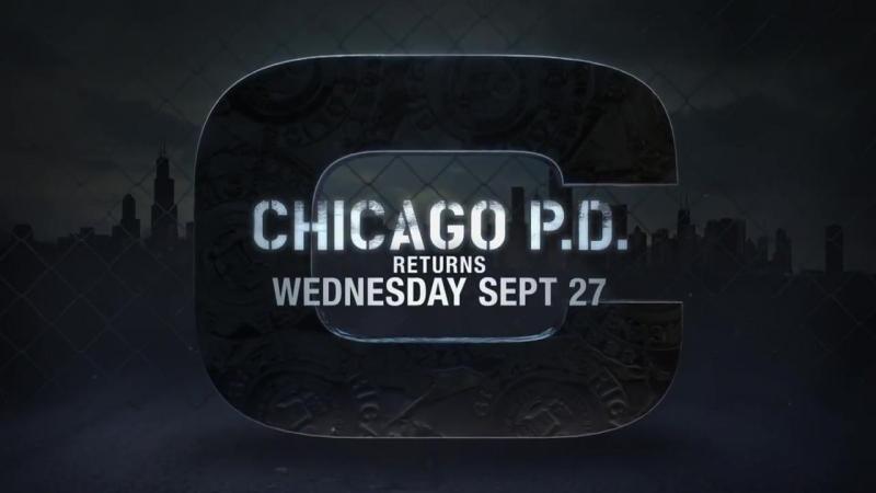 Полиция Чикаго / Chicago PD - Промо 5-го сезона (2017)