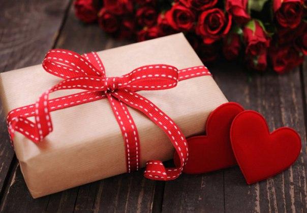 ОРАНЖЕВЫЙ поздравляет всех с Днем Святого Валентина! О том, что даря
