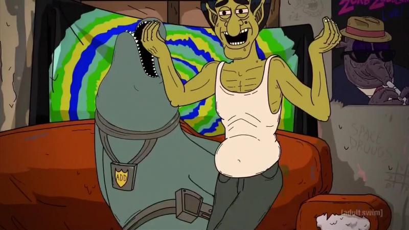 Mr. Pickles-Мистер Пиклз (2 сезон,6 серия)