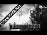 СТРИМ-МАРАФОН S.T.A.L.K.E.R. Call of Misery #07 14.05.17