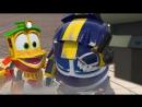 Мультфильм для детей про паровозики – Роботы-поезда – Дюк обманщик - трансформеры