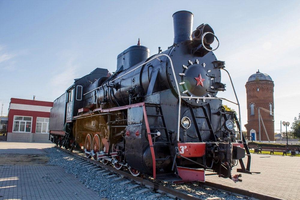 Паровозы Путешествие в мир паровозов Journey into the world of steam locomotives