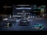 BMW M3 GTR гонка на Daver Street (NFS Carbon)
