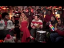 Jimmy Fallon, Mariah Carey The Roots_ All I Want For Christmas Is You (w_ Clas