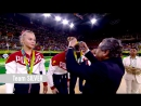 Рио. Алия Мустафина. Спортивная гимнастика.