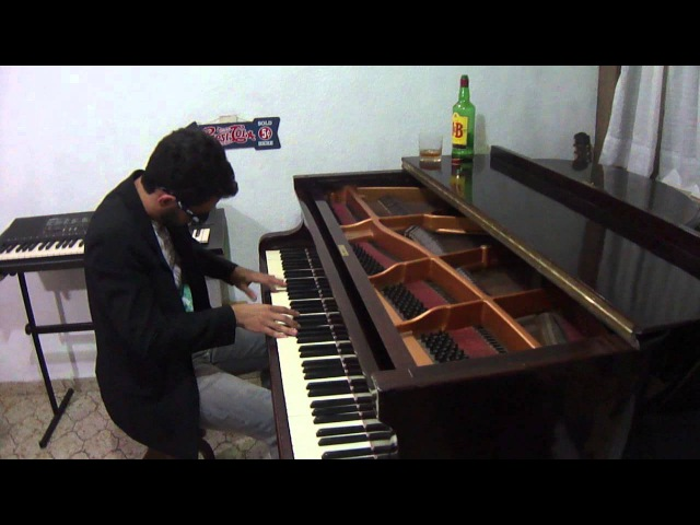 WHAT'D I SAY - RAY CHARLES PIANO COVER by MARIANO FIUMARA