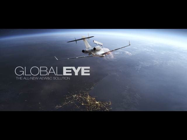 GlobalEye The all-new AEWC solution