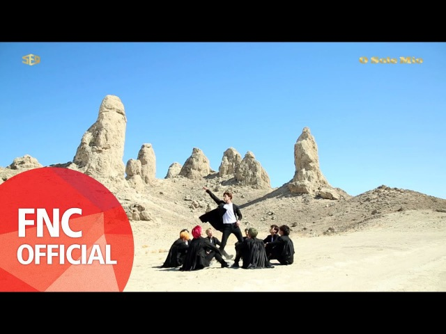 [SF MuVi] 오솔레미오(O Sole Mio) MUSIC VIDEO Making Film : SF9