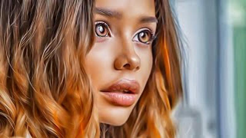 Мультяшная картинка из фото Маша Вей