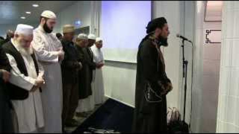 Friday prayer in ICC Norway with Qari Ziyaad Patel - Full video