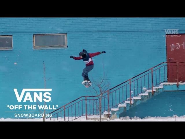 Vans Presents First Layer Russia A Short Film | Snow | VANS