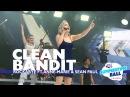 Clean Bandit 'Rockabye' feat Anne Marie and Sean Paul Live At Capital's Summertime Ball
